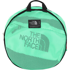 The North Face Base Camp Duffelilaukku S, chlorophyll green/tnf black
